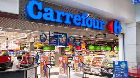 Carrefour розширює мережу і робить ставку на працівників з України