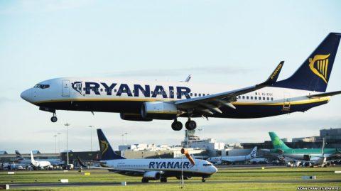 Ryanair відкрив базу в Катовіце. З 12 нових рейсів два в Україну