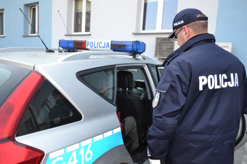 policija warszawy