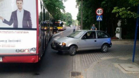 Зупинити п'яного порушника допоміг водій міського автобуса