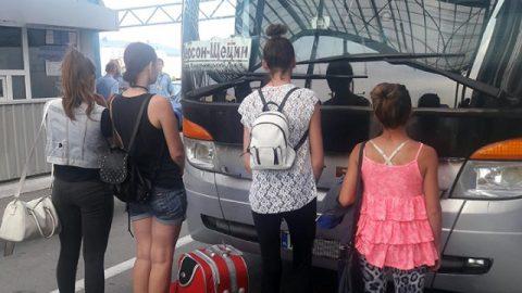 На кордоні у Раві-Руській затримали 24-річну власницю польського борделю з трьома українками