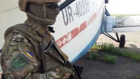 Контрабандисти переправляли сигарети до Польщі літаком Ан-2