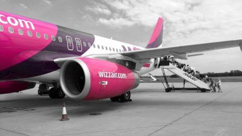 Wizz Air ввела автоматичну реєстрацію пасажирів на рейс