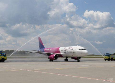 Wizz Air поєднає Запоріжжя з трьома польськими містами
