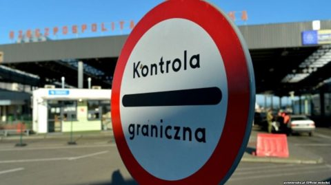 Українці за безвізом найчастіше їдуть до Польщі