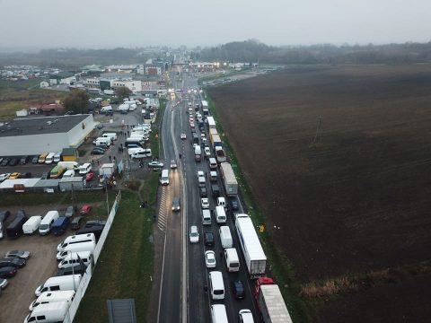 Електронна реєстрація для охочих перетнути кордон має владнати проблему з живою чергою