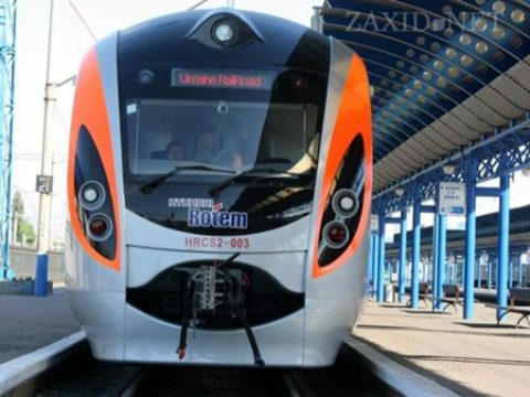 Укрзалізниця призначила ще два рейси з Перемишля в Україну