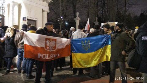 """Українці """"тепло"""" ставляться до поляків, натомість """"холодно"""" до росіян"""