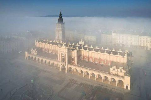 Польща має найгіршу якість повітря в Євросоюзі