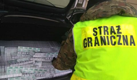 Перевозити контрабанду заборонено не лише через кордон, а й внутрішніми дорогами Польщі