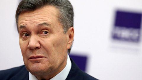 Як Янукович утікав до Росії (мультфільм, 18+)