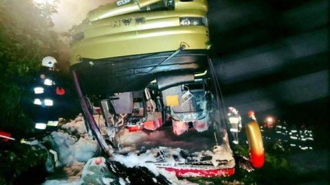 Водію українського автобуса, що розбився біля Перемишля, висунули обвинувачення