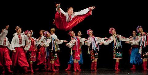 Всесвітньо відомий Ballet VIRSKI
