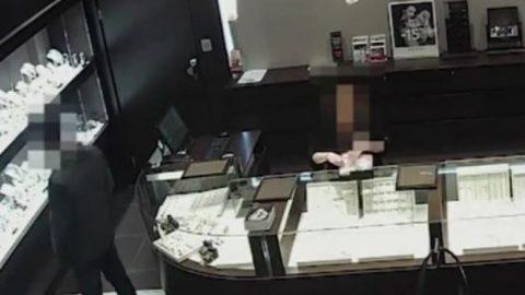 Оригінальність крадіжки з ювелірної крамниці судді оцінили в 7 років в'язниці