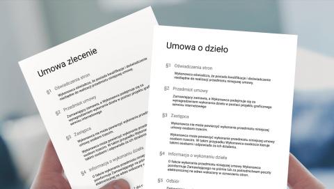 Види умов працевлаштування в Польщі. Продовження.
