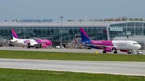 Wizz Air частіше літатиме зі Львова у Польщу, але не так часто, як анонсувалося раніше