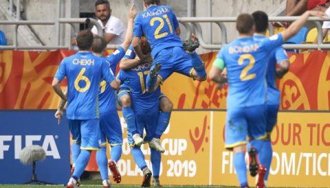 Українські футболісти стали чемпіонами світу. Вперше в історії!!!