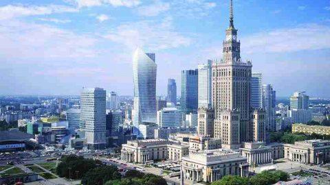 У Варшаві назвали сквер на честь генерала армії УНР