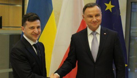 Президент Польщі у жовтні планує візит до Києва
