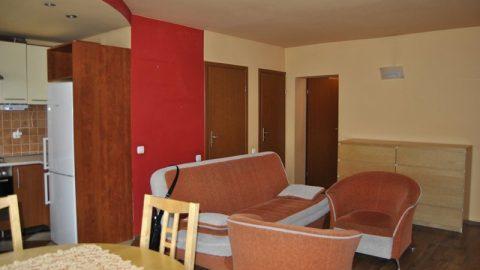 3 pokoje + garderoba.464 000 zł Praga-Południe