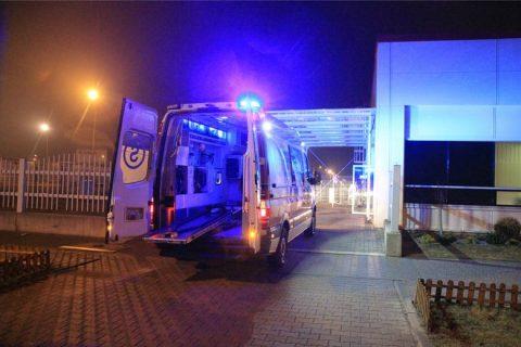 Нещасний випадок на фабриці  LG під Вроцлавом. Загинув працівник з України