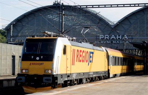 Прага-Краків-Мостиська: потяг за таким маршрутом анонсував іще один чеський перевізник