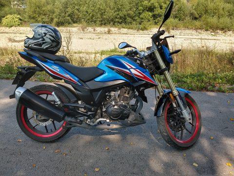 Witam na sprzedaż/kup motocykl/kupić motocykl Romet Z one S 125 cc