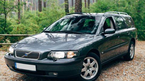 Sprzedam zadbany, bezwypadkowy, egzemplarz Volvo V70 II