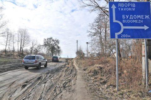 На Львівщині розпочинають ремонт доріг і пунктів пропуску на кордоні з Польщею