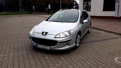 Samochód 8600 zł Peugeot 407sw