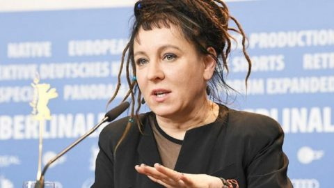 Ольга Токарчук – лауреатка літературного «Нобеля»