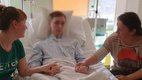 У Польщі збирають кошти на допомогу побитому за українську мову хлопця