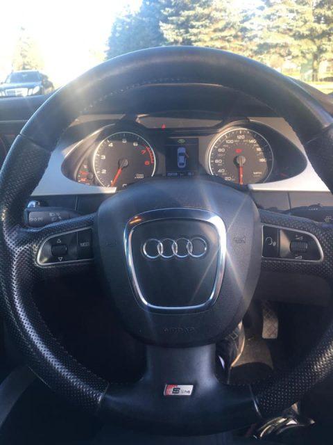Audi a4 b8 s line anglik 2.0tfsi full opcja