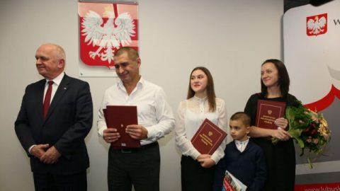 Польське громадянство за героїчний вчинок
