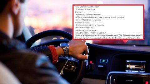 Робота для водія в Гданську: «тільки для іноземців, жодних поляків»