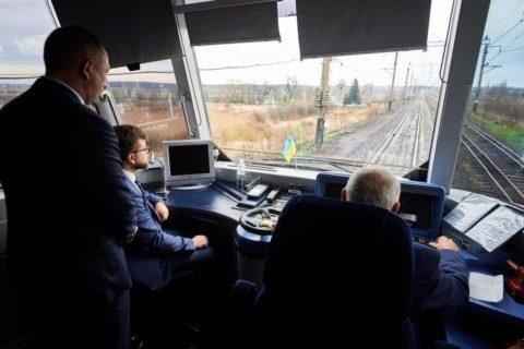 УЗ планує за рік побудувати євроколію від Львова до держкордону