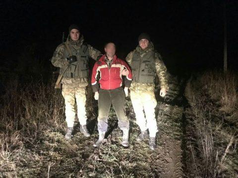 Росіянин спробував вдати громадянина Польщі, аби втекти з України в ЄС