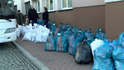 Польський «Миколай» не зміг пройти українську митницю. Пів тисячі дітей не дочекалися подарунків