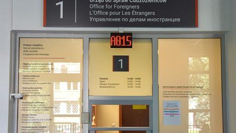Urząd do Spraw Cudzoziemców: зміни в графіку роботи управлінь у справах іноземців