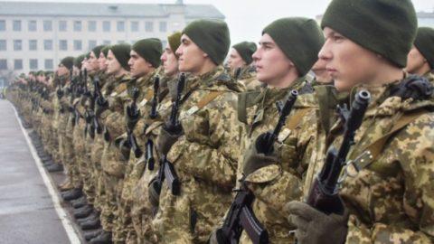 Президент підписав указ про призов в українську армію з 18 років