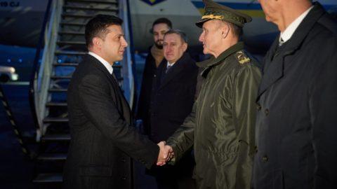 Президент України з дводенним робочим візитом у Польщі