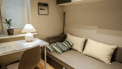 Две комнаты одноместные Гданьск