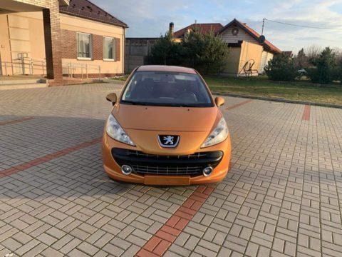 Peugeot 207 1.6 benzyna Brzeg, Woj. Opolskie