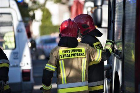 У Польщі згорів український автобус