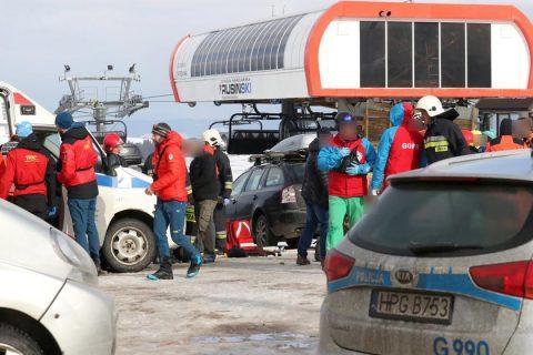 Буревій у Польщі: на гірськолижному курорті загинули дві людини