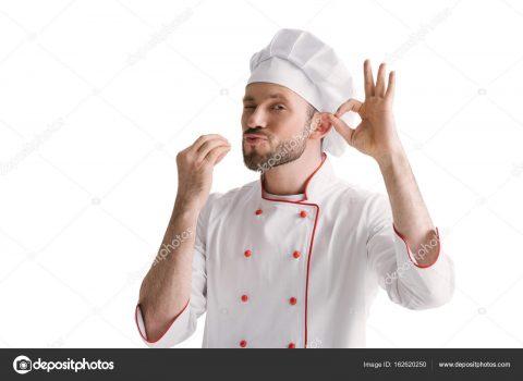 Шеф повар в ресторане A'la Carte
