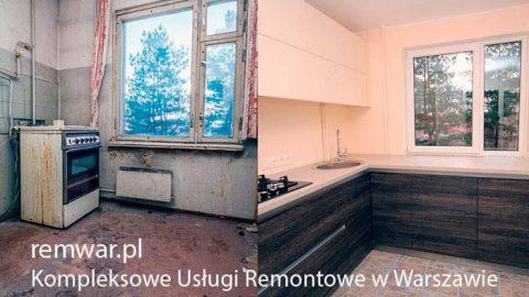 Ремонт квартир у Варшаві