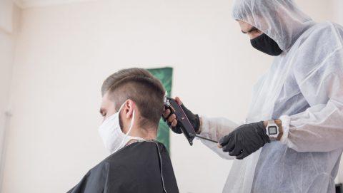 Відсьогодні відновлюється робота салонів краси та перукарень