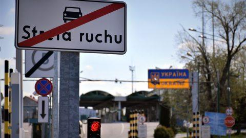 Поновили роботу 66 пунктів пропуску на державному кордоні з українського боку