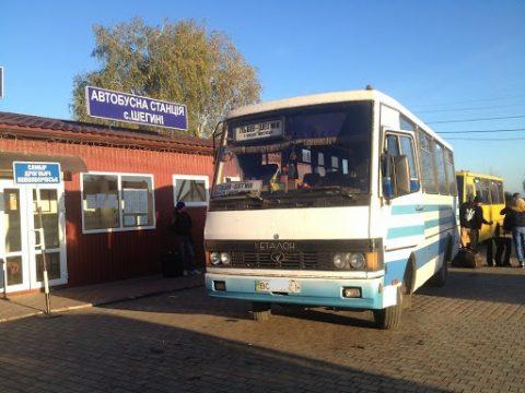 Міжміські та міжобласні перевезення в Україні планують відновити в червні